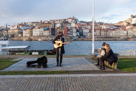 Straßenmusiker – Michael Reufsteck
