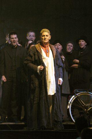 Musicalstadt Neunkirchen – Merlin – Roger Paulet
