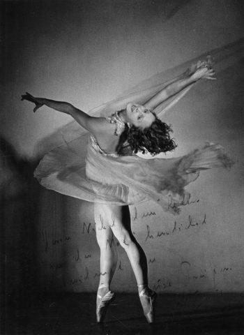 foto: siegfried enkelmann – suse preisser (1920–1979). bekannte deutsche tänzerin. sammlung Le-Wa, landesarchiv des saarlandes.