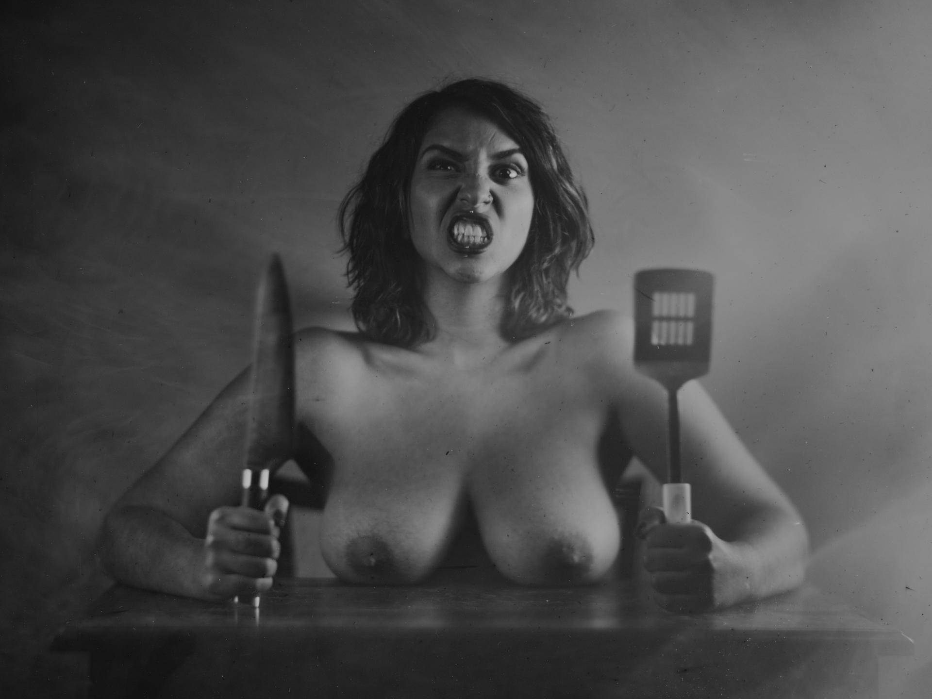 """29. Ausstellung: """"Silver Nudes"""" von Mark Doerr"""