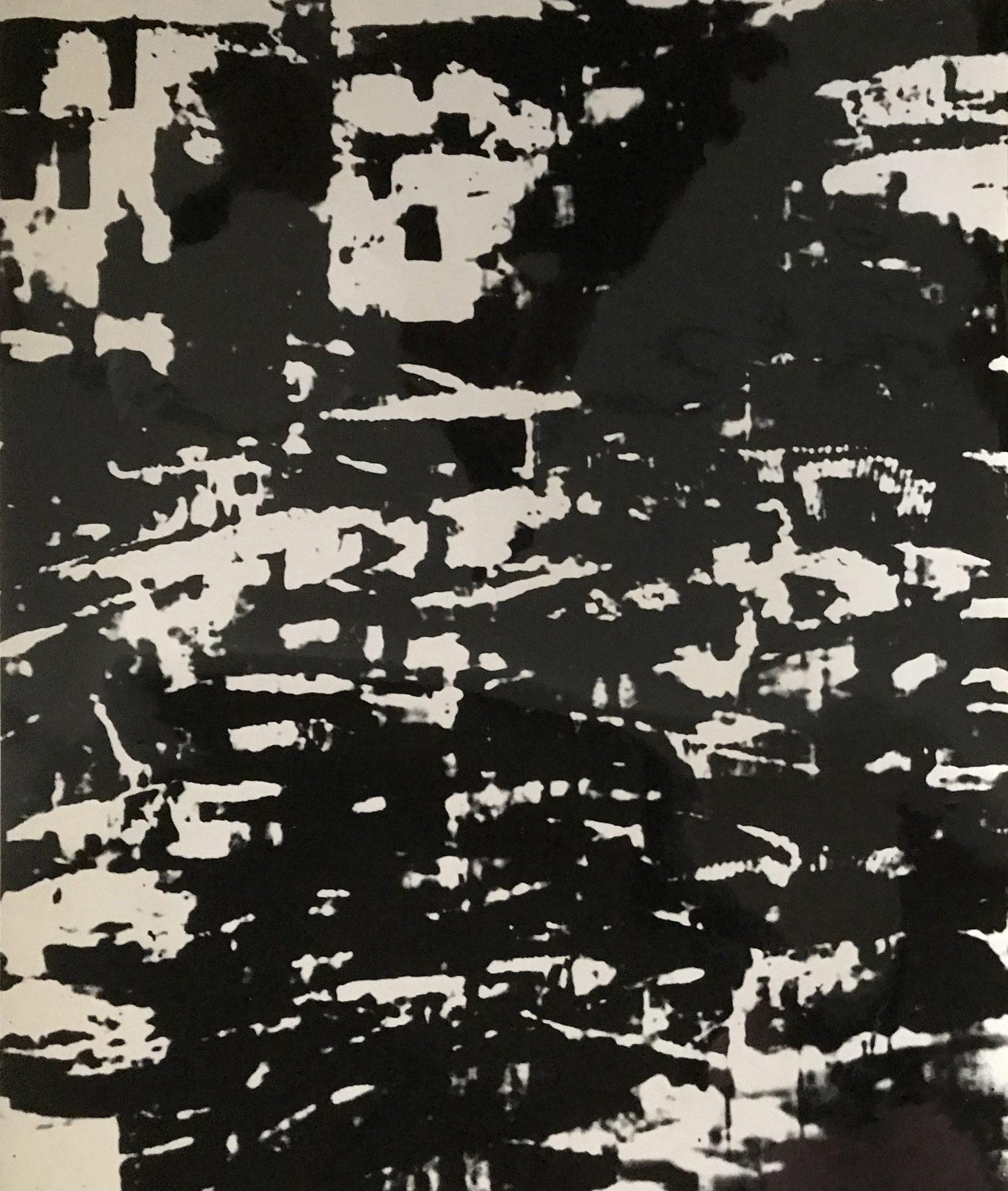 Harald Boockmann Fotografie, ohne Titel, 1960er Jahre, silbergelatinepapier, 60 x 51 cm