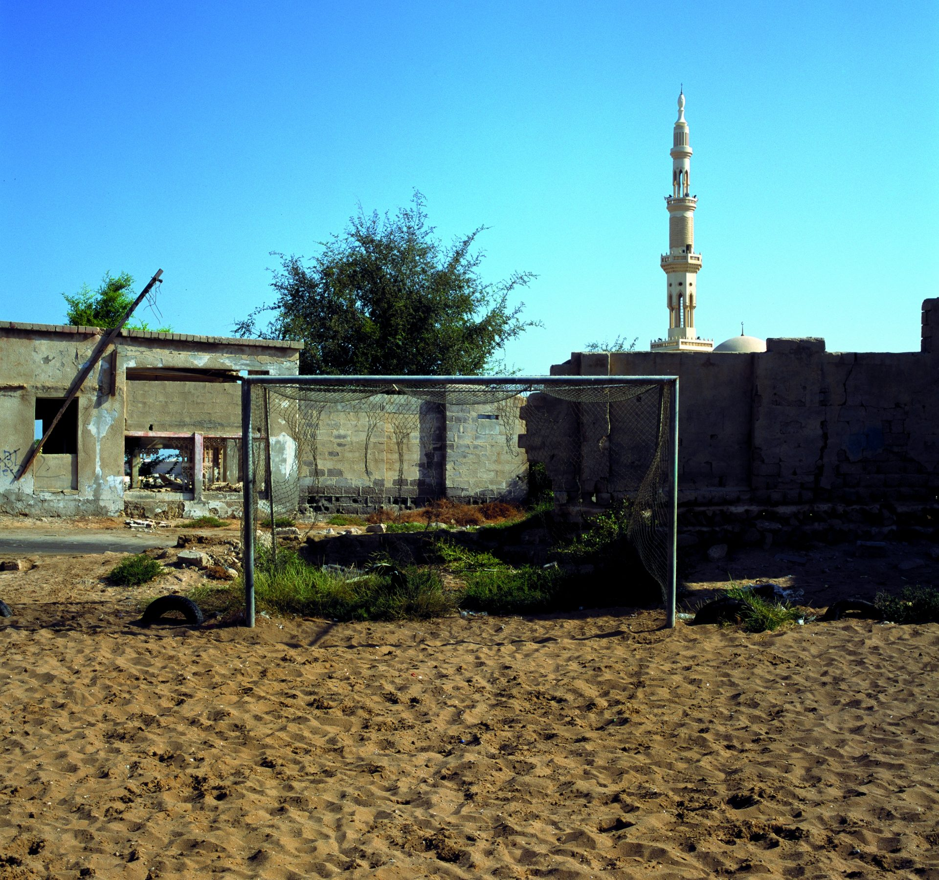 Ras al Kheimar - Foto Victor van der Saar