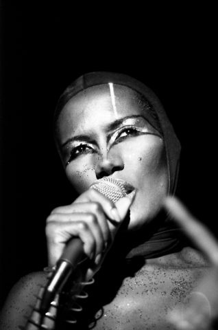 Pop-Ikonen im Saarland – Grace Jones