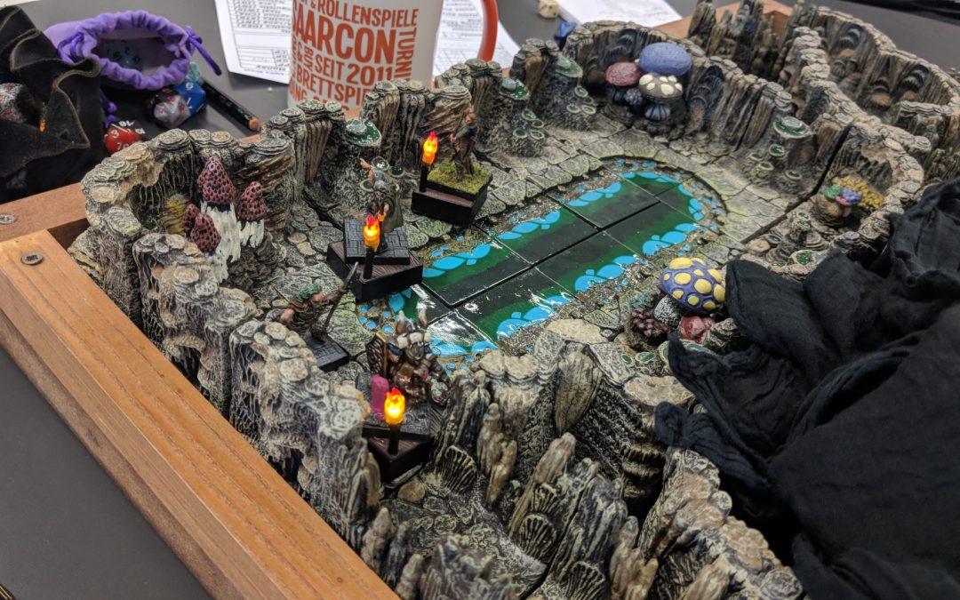 Popscene Dungeons 'n' Dudes Games Flohmarkt