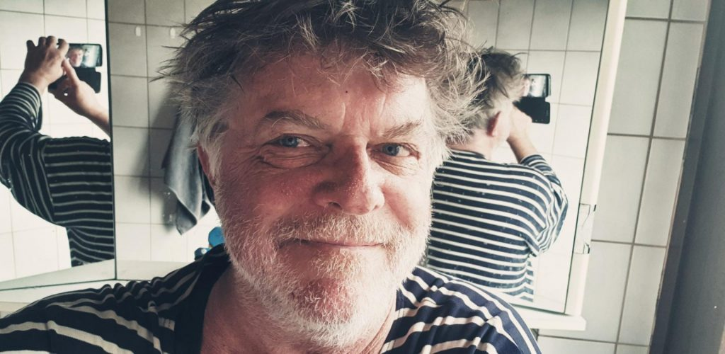 Roland Helm Selfie