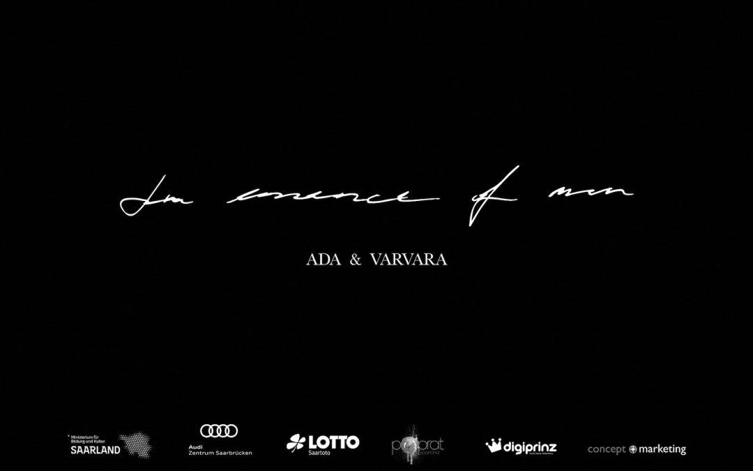"""""""the essence of men"""": Die Ausstellung der PopRäte Varvara Kandaurova und Ada Fitz"""